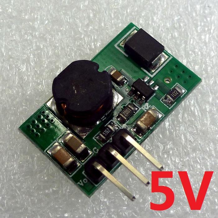 mini 1.4Mhz 1.2A DC DC Converter Step Down DC 6.5V 9V 12V 15V 18V 20V to 5V Buck Module(China (Mainland))