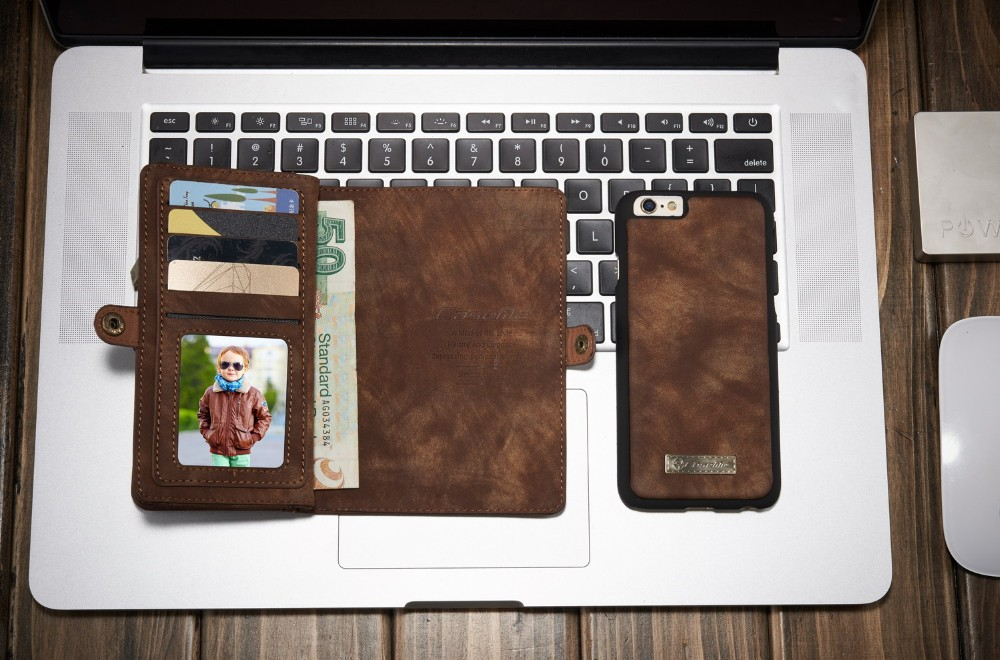 Retro Cowboy style Leather Case for iPhone 6 6S 4.7 inch Wallet Card holder Phone Cover for iPhone 6 Plus 6s Plus 5.5 inch