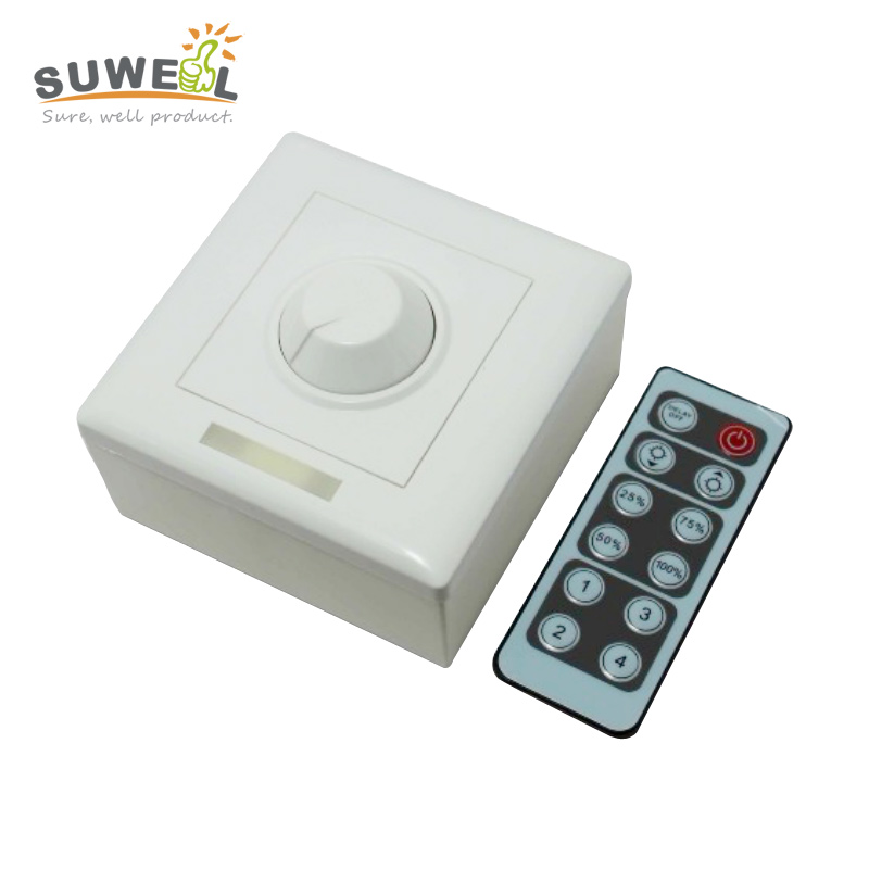 dc 12v 24v traic 1 channel dmx dimmer,infrared controller ir remote control led lamp dimmer,output dmx signal<br><br>Aliexpress