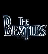 "New Hot England Pop Group The Beatles Brand Neon Sign Lighting 16""x 12"" Avize Nikke Air Jordann Neon Sign Real Glass Tube Beer S(China (Mainland))"
