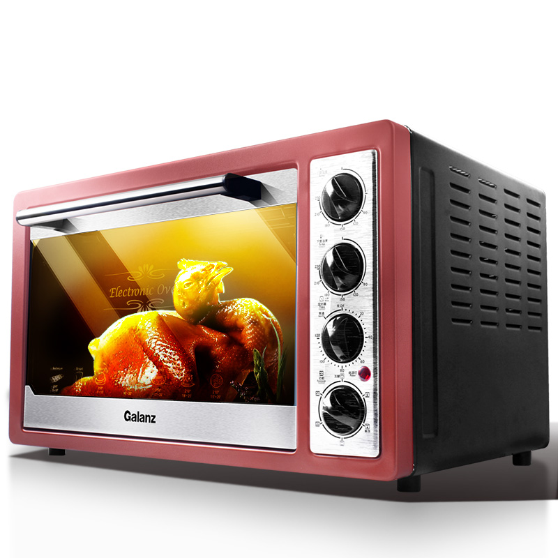 Free shipping Multifunctional special 30 liter rotary baking electric oven household(China (Mainland))