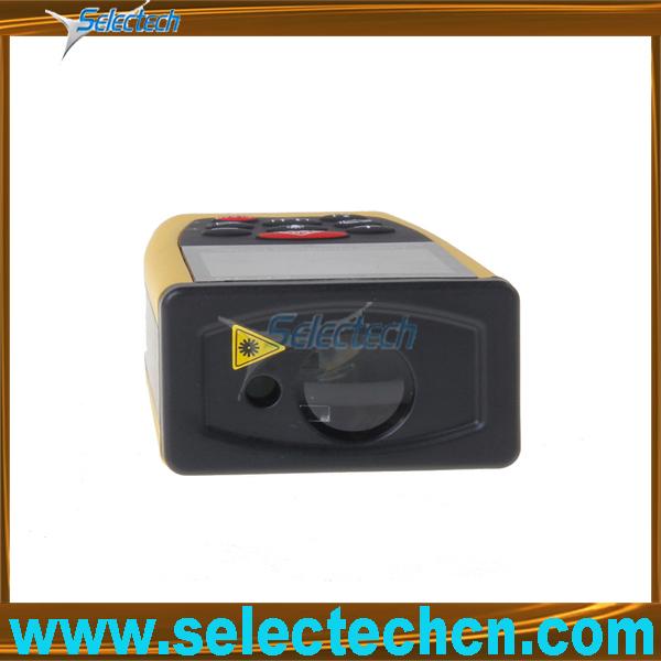 Free laser digital range finder 100m with Rangefinder Range finder Tape measure wholesale SE-CP-100
