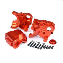 Buy Baja CNC alloy Complete 3 piece Transmission Metal gear box set Fits HPI Baja 5B, 5T, SS, 2.0 for $88.36 in AliExpress store