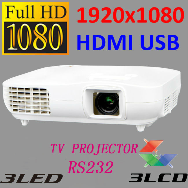 Manufacturer Full HD 1080p Multimedia Projector(China (Mainland))
