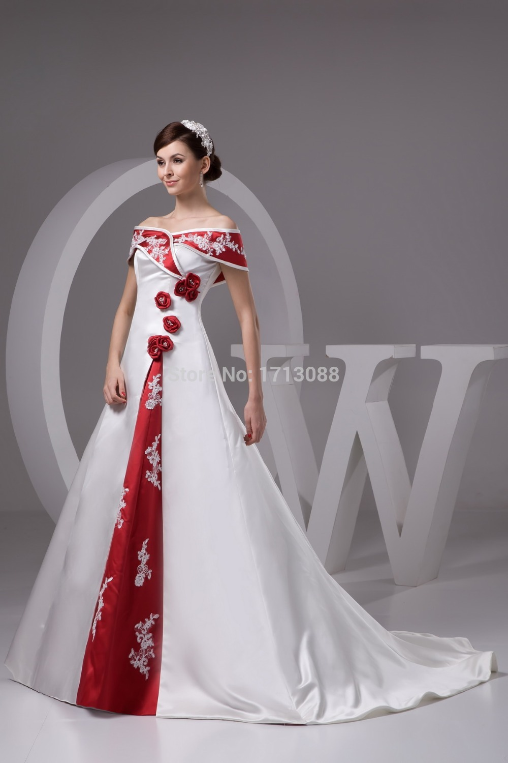 Nontraditional Wedding Dresses