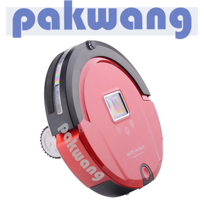 new hot intelligent sweeping robot vacuum cleaner household automatic cleaning slim wireless,carpet(China (Mainland))