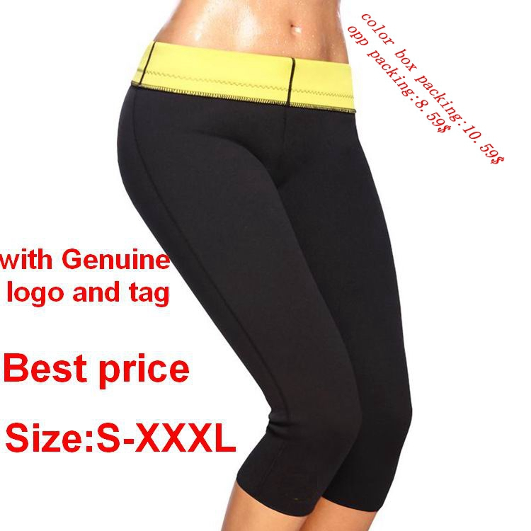 2015 free shipping Hot sale super women hot shapers Control Panties pant stretch neoprene slimming body shaper(China (Mainland))