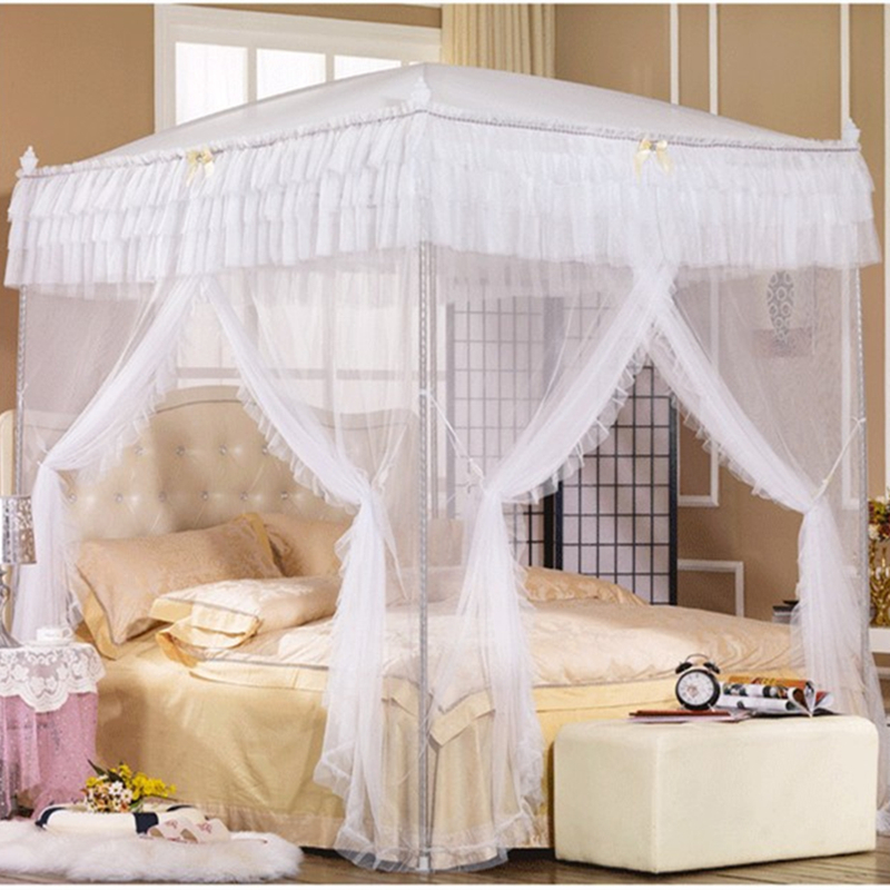 Buy high quality metal steel frame 4 for Buy canopy bed frame