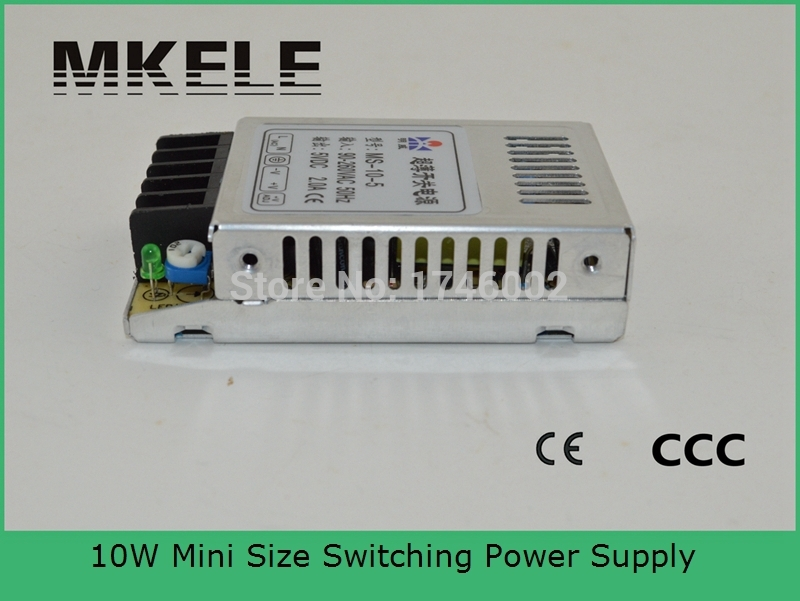 CE approved mini size metal case 10watt fast delivery 10W 2A power supply 5v 10w MS-10-5 small volume<br><br>Aliexpress