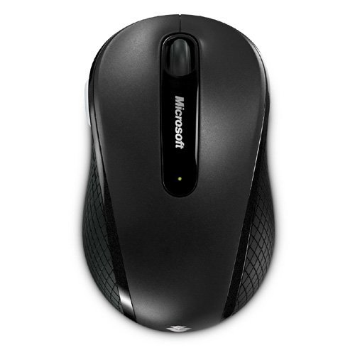 New Genuine 100% for Microsoft 4000 2.4GHZ Wireless Mouse Blue Track MAC Microsoft Wireless Mouse 4000 - Graphite(China (Mainland))