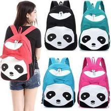 2016 New Popular Women Bags Lovely Panda Casual Women School Bag Convenient Backpack Women(China (Mainland))