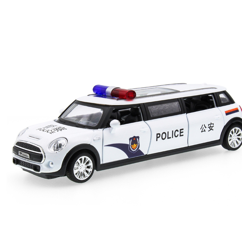 Toy Police Cars : Toy limousine cars promotion shop for promotional