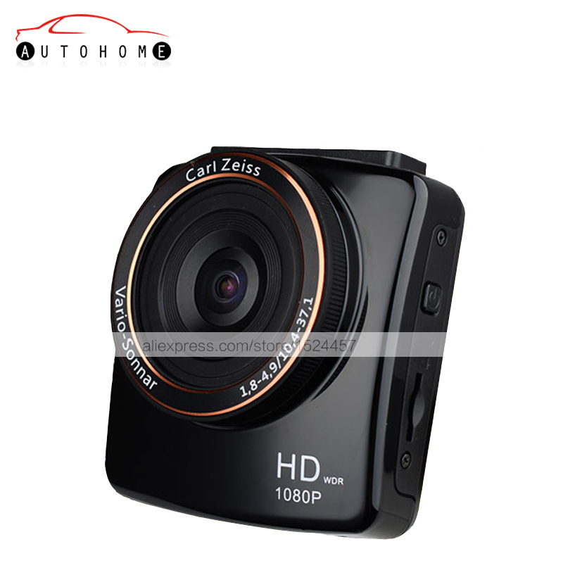 Real Full HD 1080P HDMI 2.4'' Novatek Car DVR Camera Video Recorder 170 Wide Angle Lens G-sensor vehicle black box(China (Mainland))