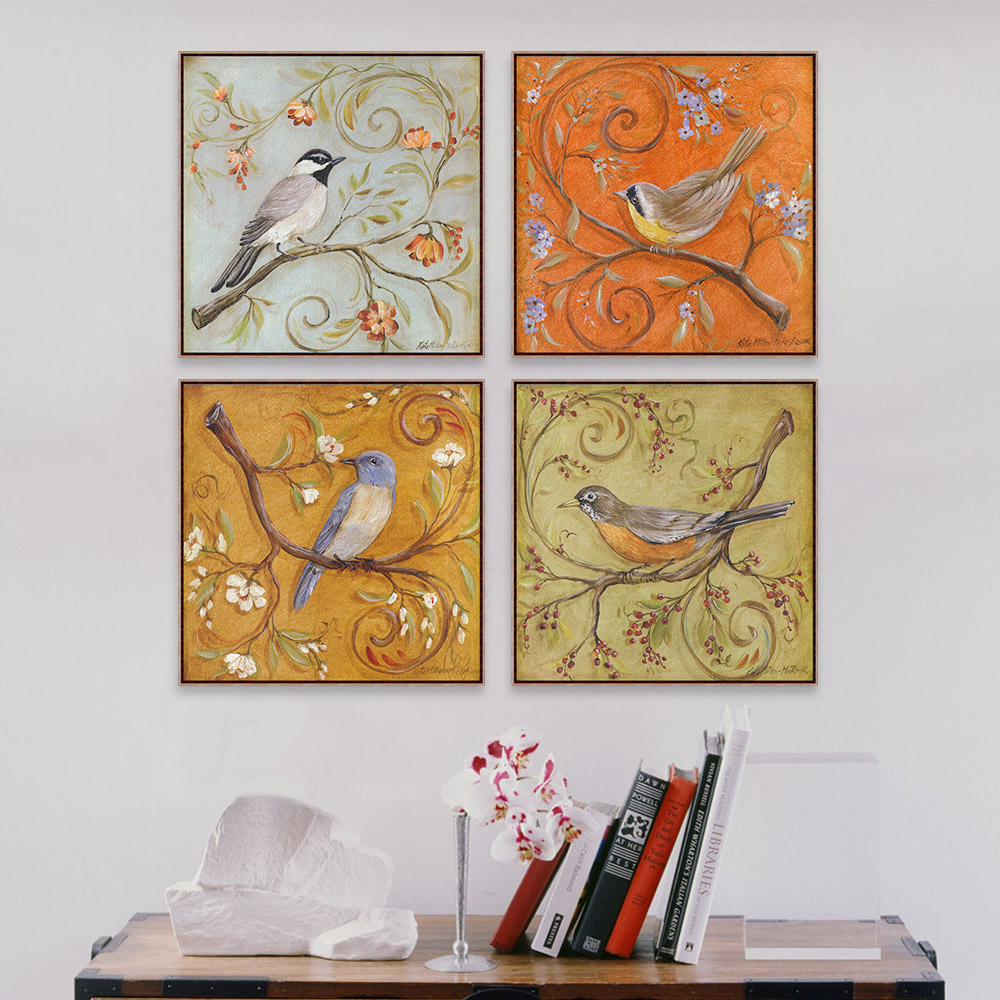 Achetez en gros chinois fleur oiseau peinture en ligne for Arts martiaux chinois liste