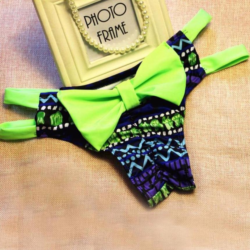 Premium Cute Women's Swimpants Underwear Gifts Swimming Shorts Girls Sexy Beach Pants Shorts Beachwear Bikinis Bottom Swimwear(China (Mainland))