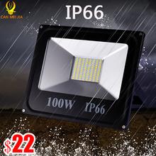 Led Floodlight 10W 30W Led Reflector 100w Led IP66 Waterproof Led Flood Light 200W 300W LED Spotlight Street Lamp 220V Light(China (Mainland))