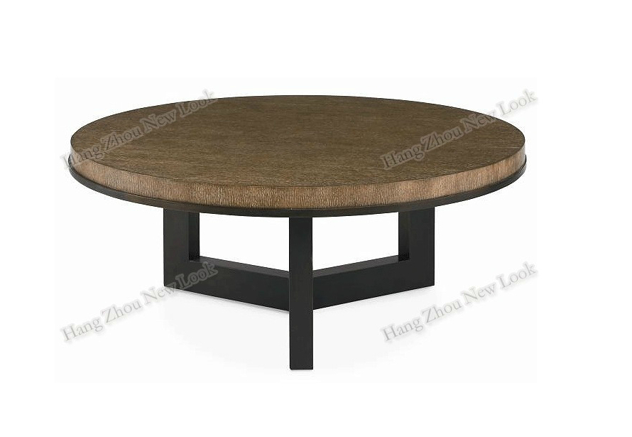 American Retro Nostalgia Living Room Coffee Table Wrought Iron Table And Sofa Round Coffee Table