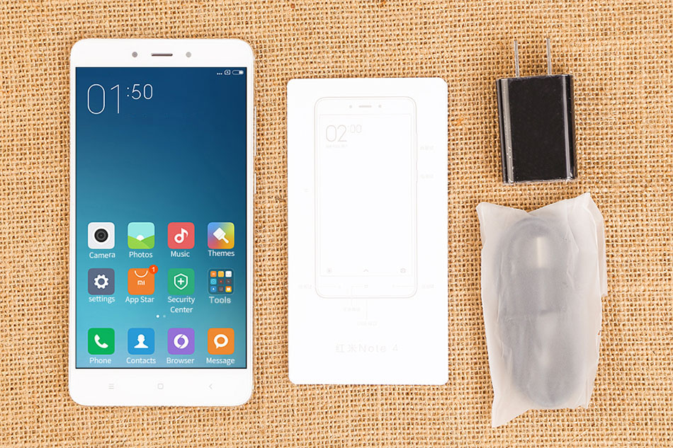 Redmi note 4-0589