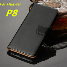 """Buy wallet Leather Flip Cover Huawei Ascend P8 5.2"""" Luxury Wallet Case Huawei P8 card holder holster phone shell GG for $6.01 in AliExpress store"""