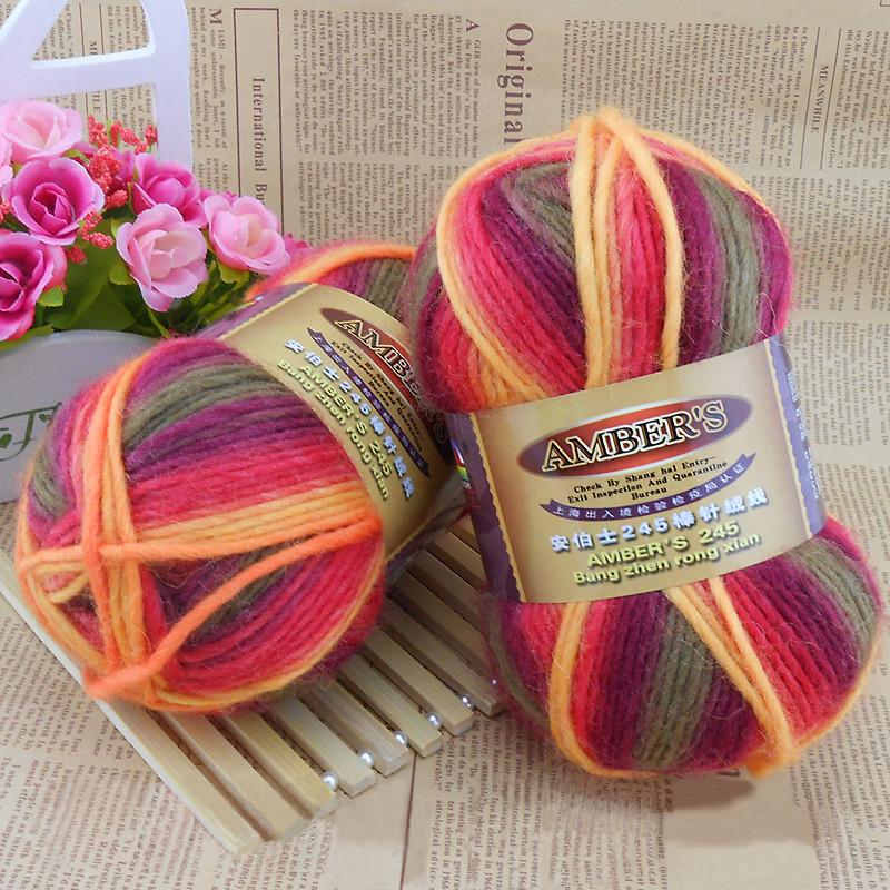 Knitting Warehouse Location : Aliexpress buy wholesale g lot space dye wool