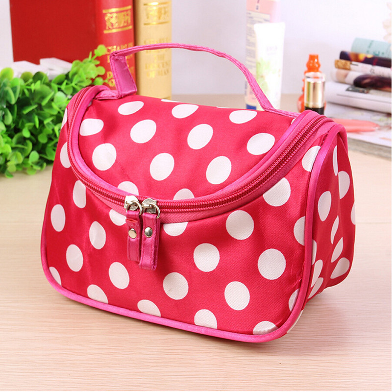 Free shipping 10 different models of side zipper cosmetic bag cosmetic tool storage bag multi-function storage bag S386(China (Mainland))