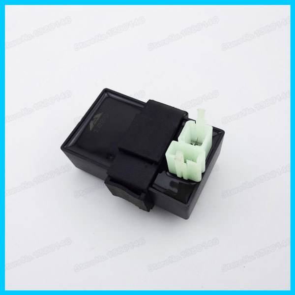 6 Pins Box CDI Ignition BOX For motorcycles Pit Dirt Bikes ATV Quads Moped Scooters Go Karts 50cc-250c(China (Mainland))