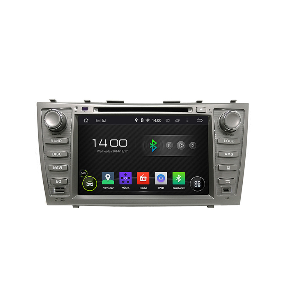 Car PC Audio Radio DVD Android 5.1.1 GPS WiFi DVR BT AUX IN For TOYOTA CAMRY 2007~2011(China (Mainland))