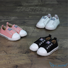 Kids Toddler Genuine Leather Sneakers Shoes 2016 Korean Style Fleece Children Skateboard Flat Shoes Baby Boy Girls Casual Shoes