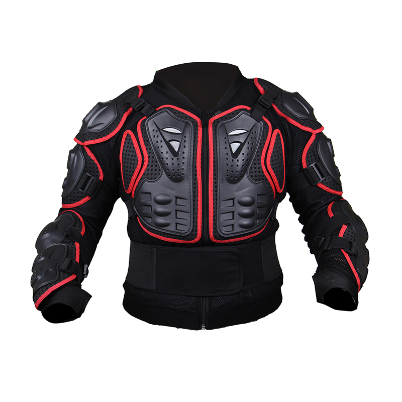 New Arrive Professional Motorcycle Jacket Body Armor Protector CE Approved Motocross Riding Body Protection Gear Guards(China (Mainland))