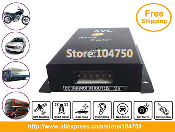China post free shipping! AVL GPS Tracker with fleet management software VT300