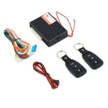 Universal Car Remote Central Kit Door Lock Vehicle Keyless Entry System Hot Worldwide Quality(China (Mainland))