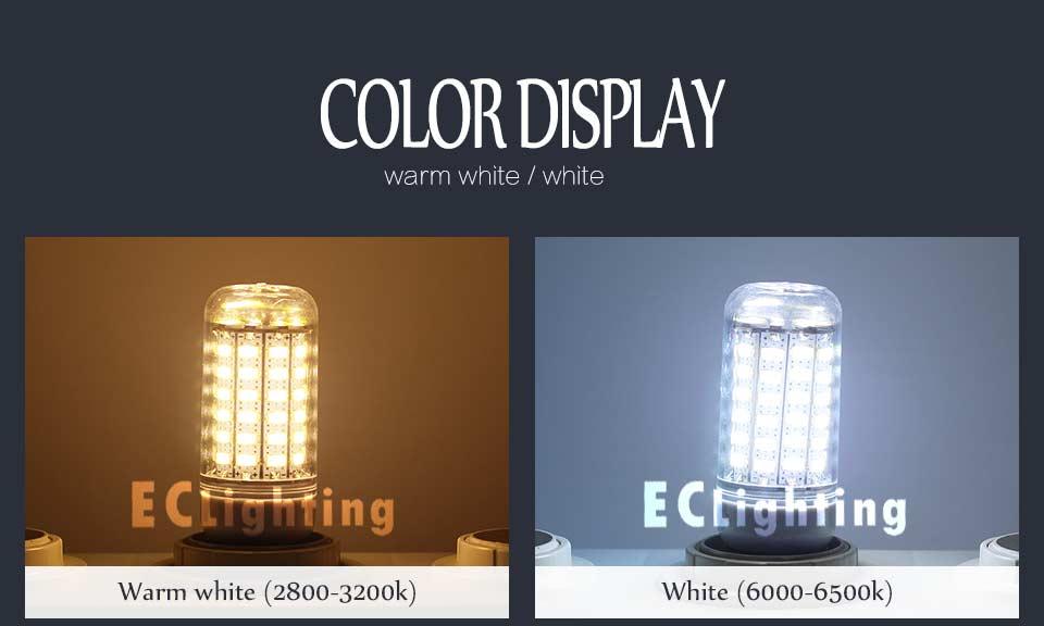 YNL 220V Bombillas LED Lamp Bulb E27 5 24 38 48 56 69LEDs SMD5730 lamparas Lampada de LED High Bright Chandelier Lights