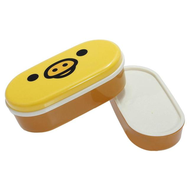 ews 2 tier bento lunch box sushi fruits container case chopsticks belt in dishes plates from. Black Bedroom Furniture Sets. Home Design Ideas