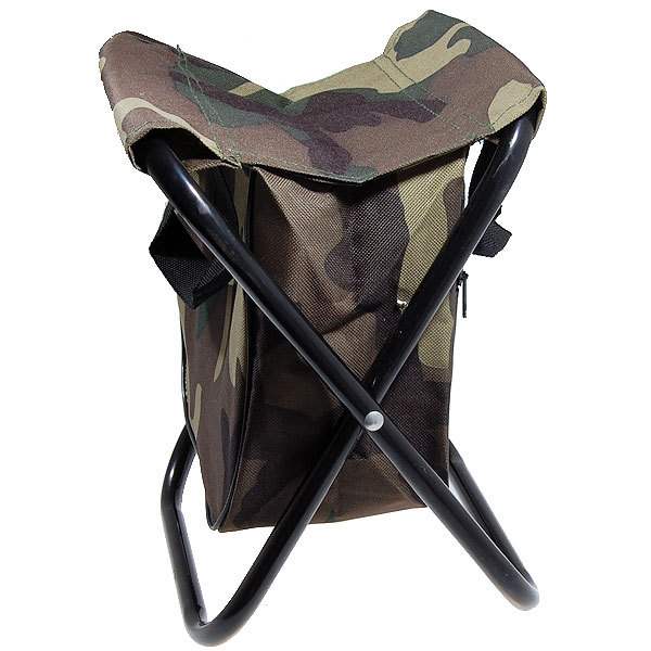 Portable Folding Camping Chair Foldable Fishing Stool Chair with Storage Bag Free Shipping(China (Mainland))