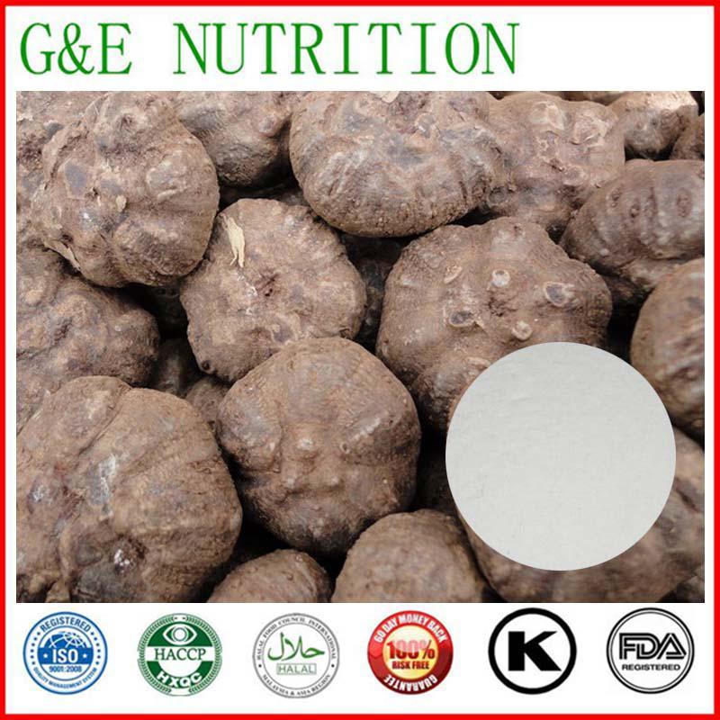 1000g Konjac/ konjak/ devilstongue/ Rivier Giantarum Rhizome/ Extract with free shipping  <br><br>Aliexpress