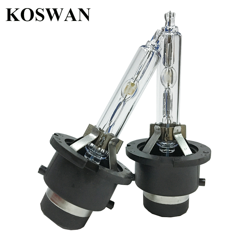 2Pcs Good Quality 12V 35W D4S 4300K 6000K 8000K HID Xenon Bulb Lamp For HID Xenon Replacement Car HID Headlight Bulb(China (Mainland))