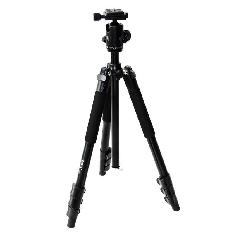 1.65m DSLR Camera Tripod Professional Flexible Stand Monopod & Ball Head for Camera DSLR Tripodes para Camaras Better Than Q999(China (Mainland))