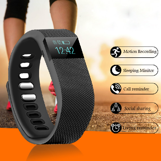 Bluetooth Smart Watch TW64 SmartBand Bracelet Wearable Life Waterproof Pedometer SmartWatch For IOS Android Fitness Tracker<br><br>Aliexpress