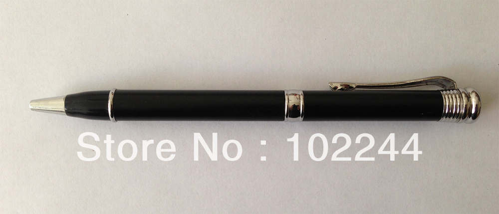 School metal pen 500pcs FREE SHIPPING by DHL print customize logo<br><br>Aliexpress
