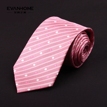 AI Vatican home new silk tie men dress dress wedding groom pink A47-80 silk tie