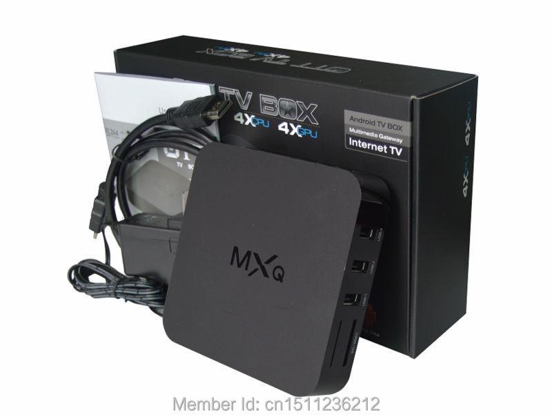 MXQ S85 tv box 4.4 android media player 1080p hdmi wifi iptv receiver box himedia hd tv set top box maige tv WIFI 1+8G rikomagic(China (Mainland))