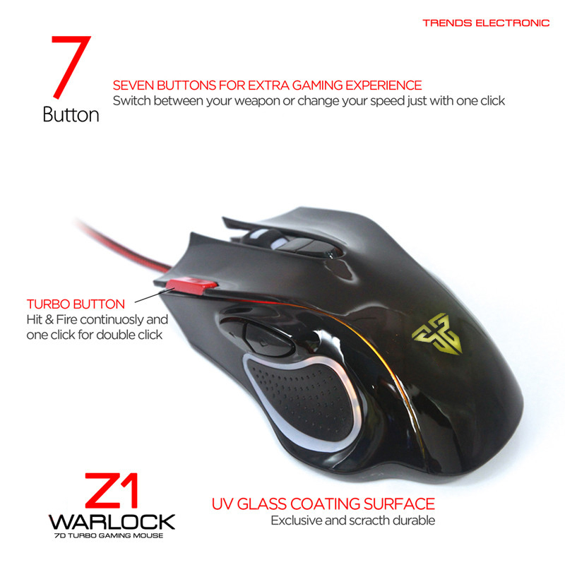 Malloom 2016 3200 DPI 7 Button LED Optical USB Wired Gaming Mouse Mice For PC Laptop Pro Gamer Changing Color Panic buying(China (Mainland))