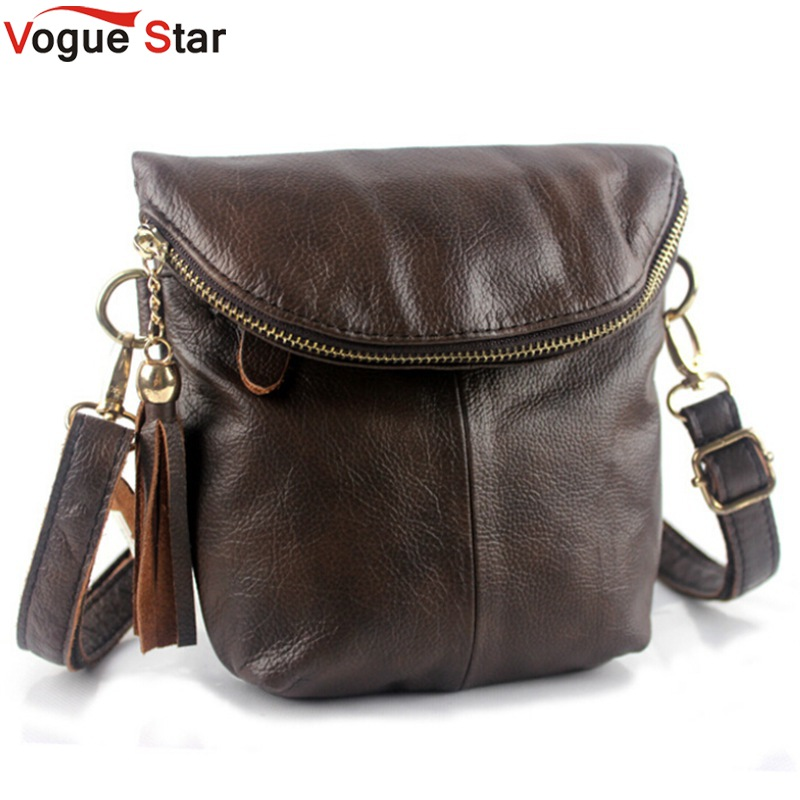 Vogue Star High Quality Women Genuine Leather shoulder bag Women Messenger Bags Purses And Handbags Bolsa Femininas YB40-329(China (Mainland))