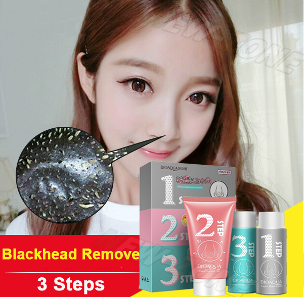 3PCS Remove Nose Blackhead Face Mask Peeling Acne Mask Skin Facial Care Pores Cleanser Shrinking Pores Clear Strawberry Nose <br><br>Aliexpress