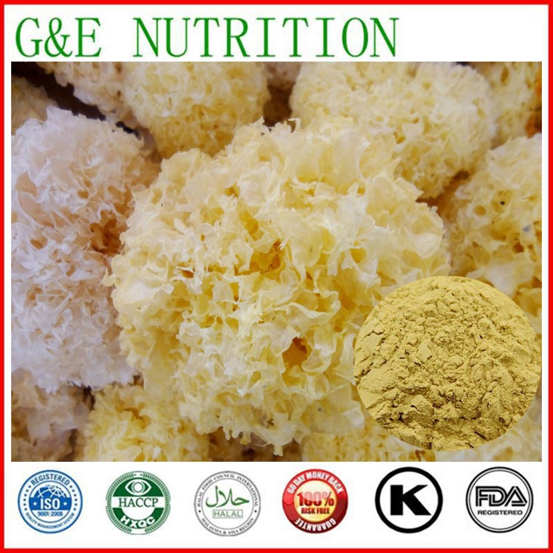 High quality natural plant extract Tremella Extract 800g<br>