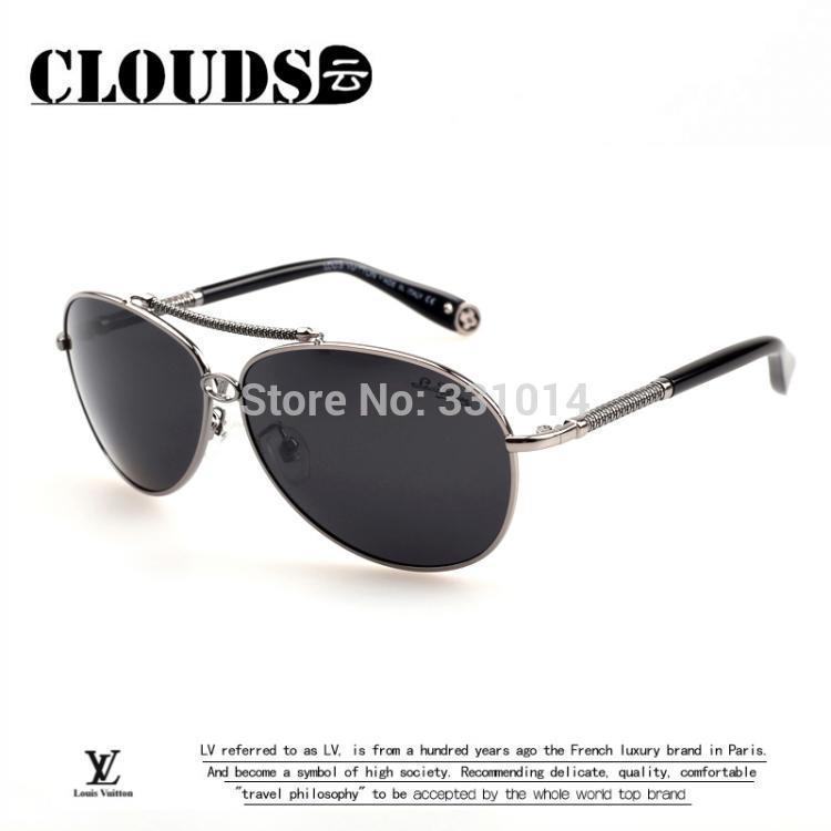 Vintage Women Sunglasses Brand Designer 2014 Luxury Fashion Polarized Sunglasses UVA UVB Lunette De Soleil With Original Box 772(China (Mainland))