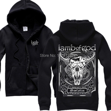 LAMB OF GOD band Desolation NEW music  concert tour   hoodie size s-xxxl (China (Mainland))