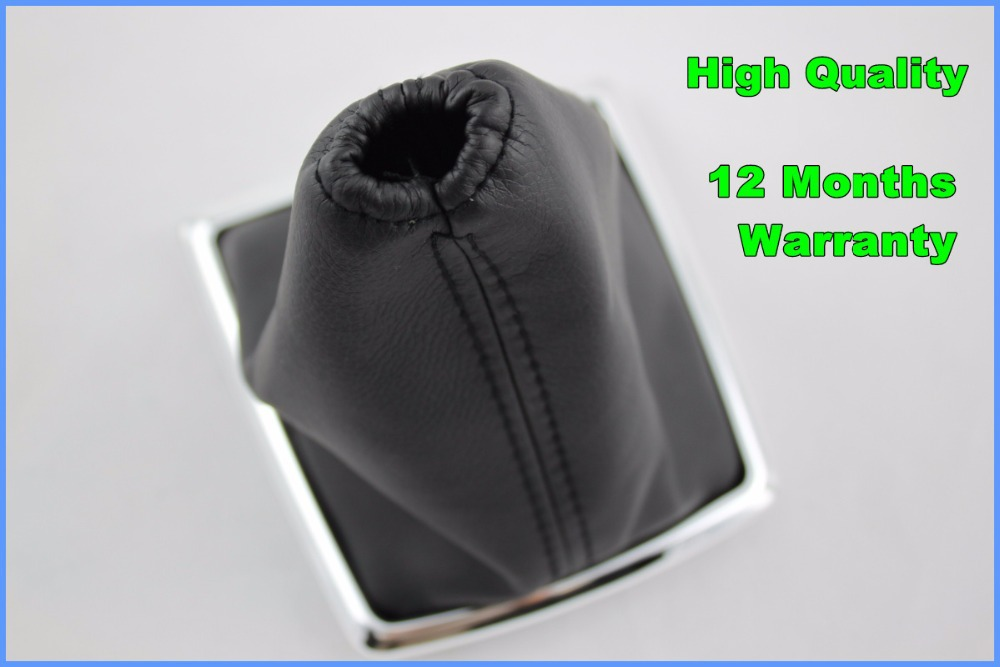 Free shipping For Ford Focus MK2 2005-2008 4M51-A045B79 new black gear shift knob gaiter and base<br><br>Aliexpress