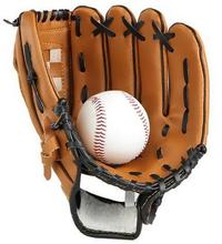 Special for the adult left hand  Pitcher softball gloves Baseball gloves(China (Mainland))