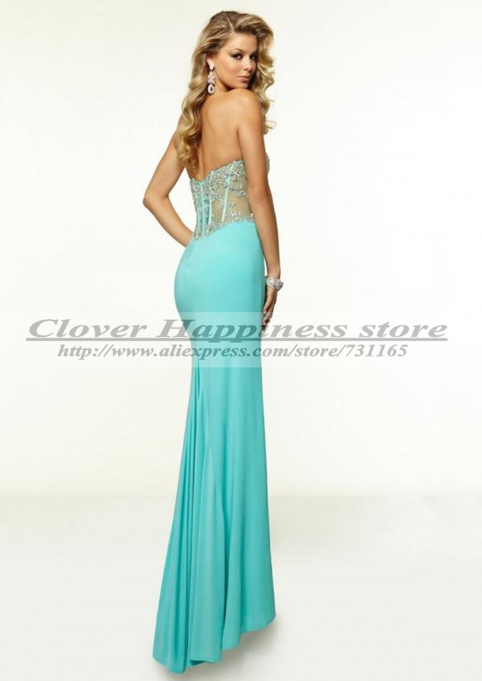 Bustier Long Prom Dress Long Corset Prom Dresses